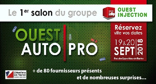 Le 1er salon du Groupe Ouest Injection